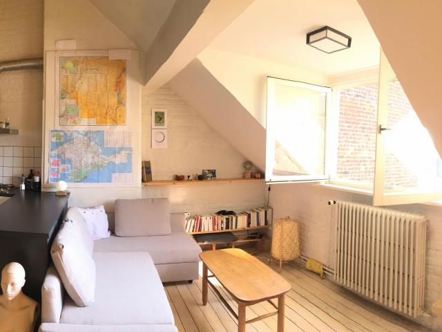 sublet in Brussels